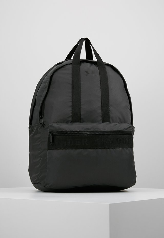FAVORITE BACKPACK - Zaino - jet gray/black