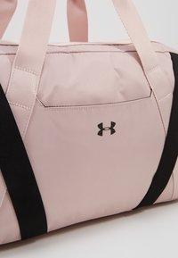 Under Armour - ESSENTIALS DUFFEL - Sports bag - dash pink/black - 2