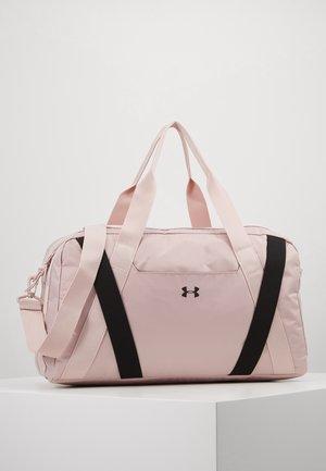 ESSENTIALS DUFFEL - Bolsa de deporte - dash pink/black