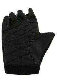 Under Armour - TRAINING GLOVE - Fingerless gloves - black/silver - 3
