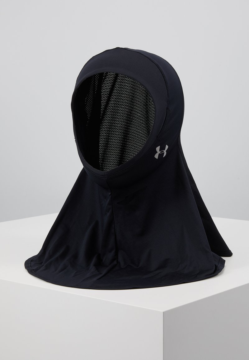 Under Armour - SPORT HIJAB - Beanie - black/silver