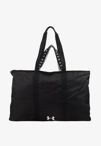 Under Armour - WOMEN'S FAVORITE TOTE 2.0 - Sports bag - black /onyx white - 1