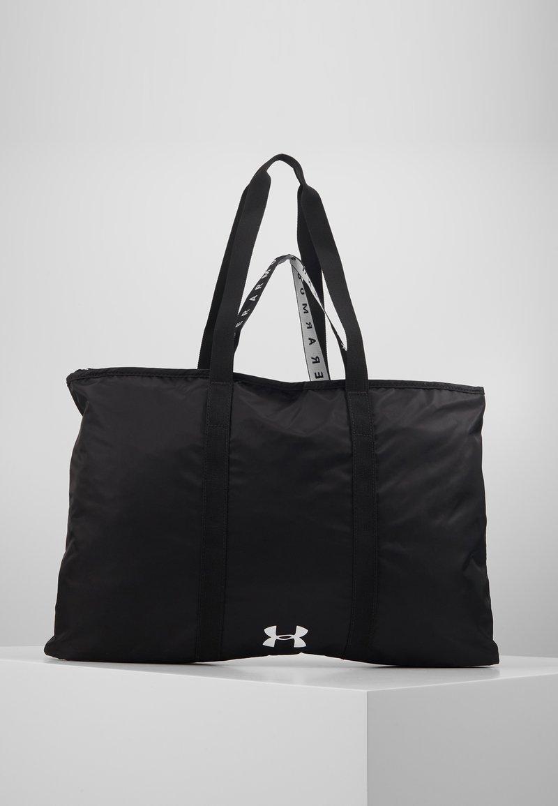 Under Armour - WOMEN'S FAVORITE TOTE 2.0 - Sports bag - black /onyx white