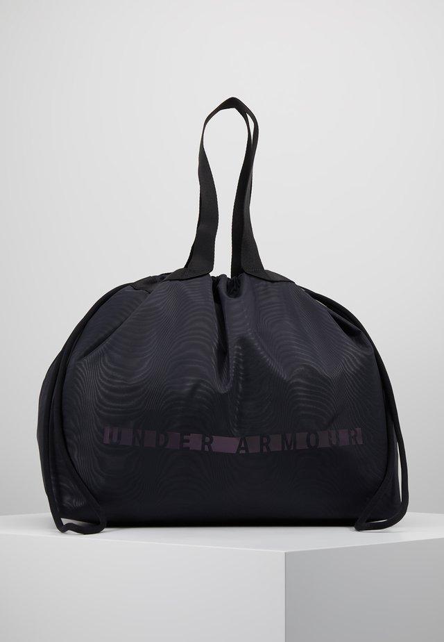 MEGA TOTE SET - Bolsa de deporte - black