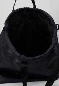 Under Armour - MEGA TOTE SET - Sports bag - black - 4