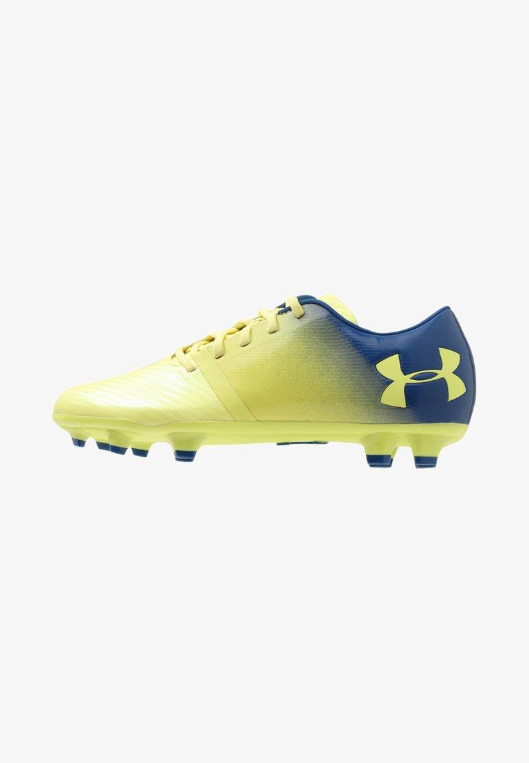 Under Armour - SPOTLIGHT BL FG - Moulded stud football boots - tokyo lemon