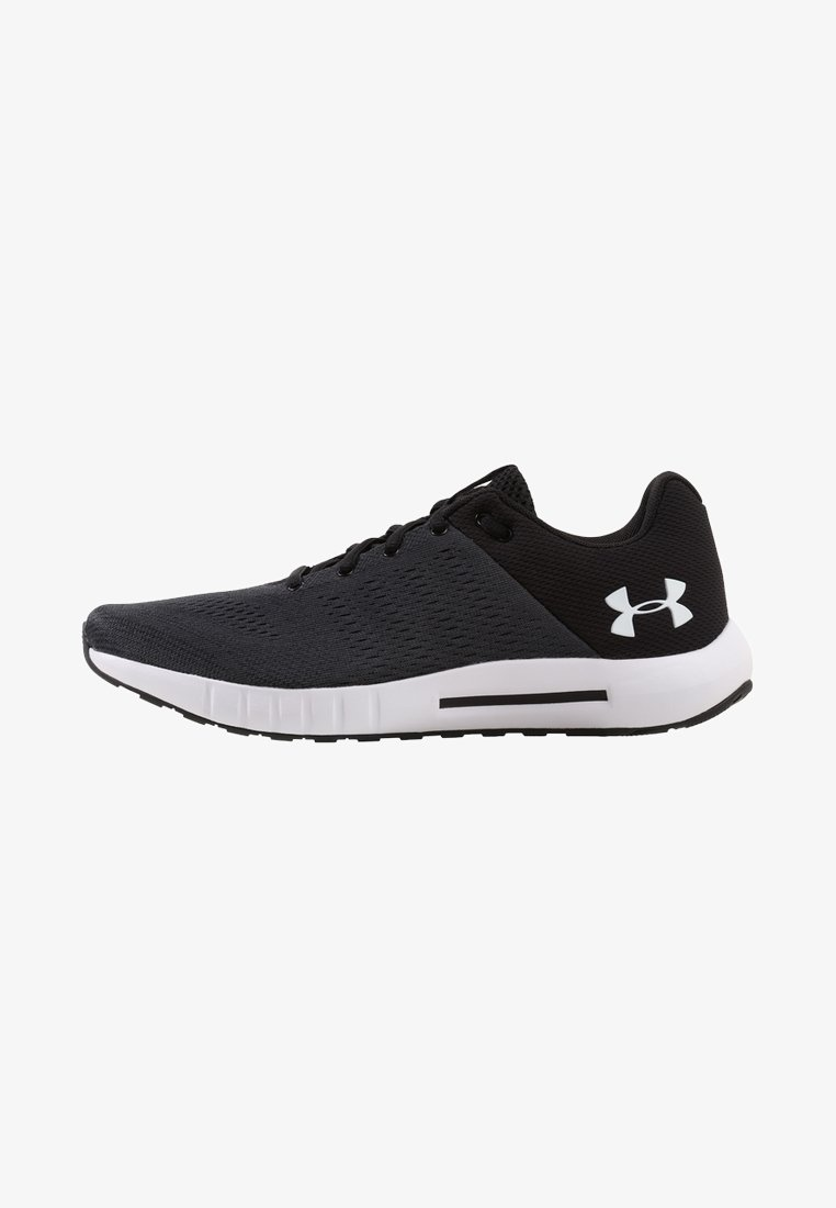 Under Armour - MICRO G PURSUIT - Laufschuh Neutral - anthracite