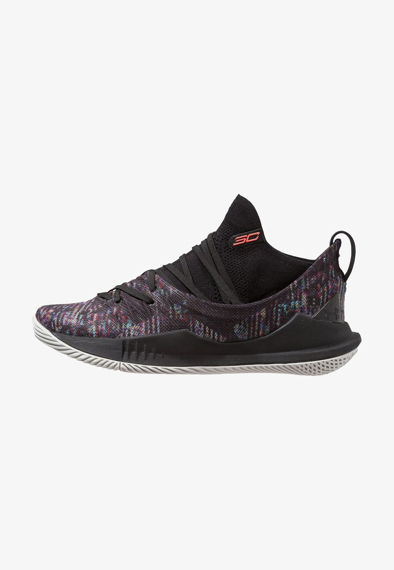 Under Armour - CURRY 5 - Basketsko - black