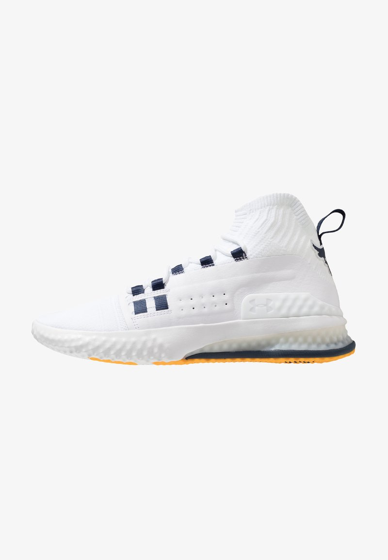 Under Armour - PROJECT ROCK 1 - Trainings-/Fitnessschuh - offwhite