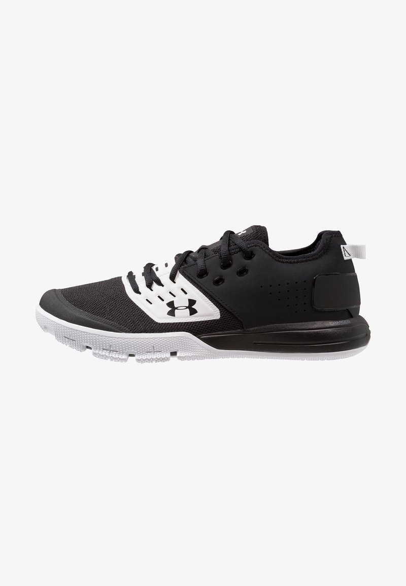 Under Armour - CHARGED ULTIMATE 3.0 - Trainings-/Fitnessschuh - black/white/black