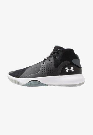 ANOMALY - Basketball shoes - black/white