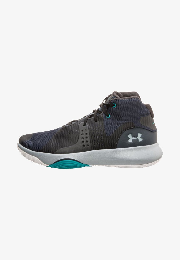 Under Armour - ANOMALY - Basketball shoes - wire