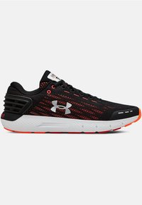 Under Armour - CHARGED ROGUE - Neutral running shoes - black - 3