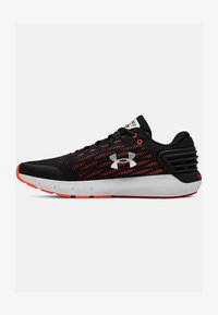 Under Armour - CHARGED ROGUE - Neutral running shoes - black - 0