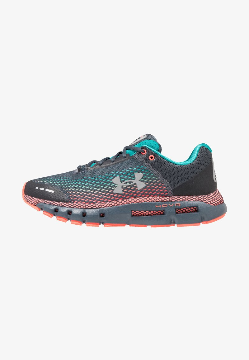 Under Armour - HOVR INFINITE - Neutral running shoes - teal rush