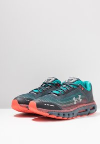 Under Armour - HOVR INFINITE - Neutral running shoes - teal rush - 2