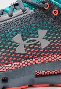 Under Armour - HOVR INFINITE - Neutral running shoes - teal rush - 5