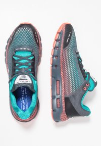 Under Armour - HOVR INFINITE - Neutral running shoes - teal rush - 1