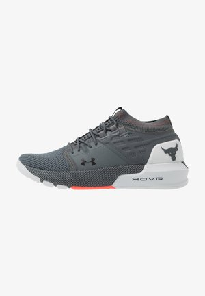 PROJECT ROCK 2 - Chaussures d'entraînement et de fitness - pitch gray/halo gray