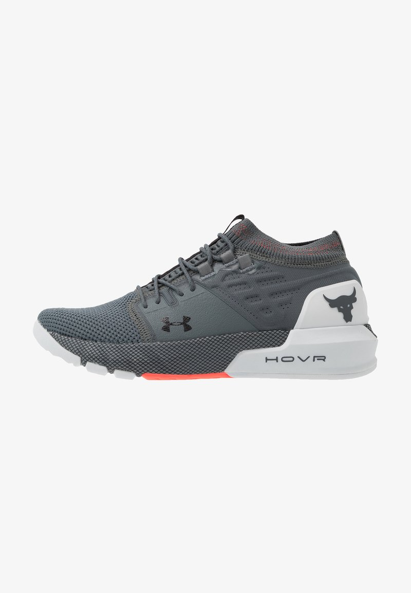 Under Armour - PROJECT ROCK 2 - Obuwie treningowe - pitch gray/halo gray