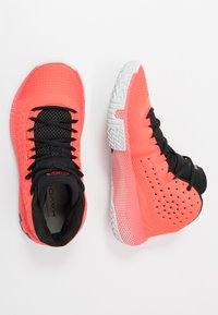 Under Armour - HOVR HAVOC 2 - Obuwie do koszykówki - beta/halo gray/black - 1