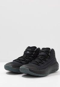 Under Armour - HOVR HAVOC 2 - Zapatillas de baloncesto - black - 2
