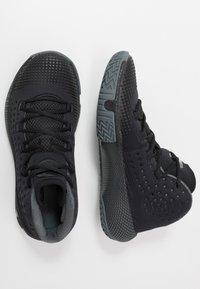 Under Armour - HOVR HAVOC 2 - Zapatillas de baloncesto - black - 1