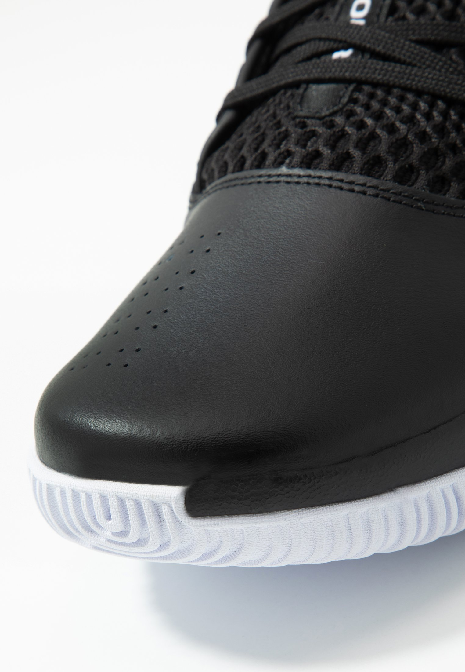 Under Armour Lockdown 4 - Basketball Shoes Black/white