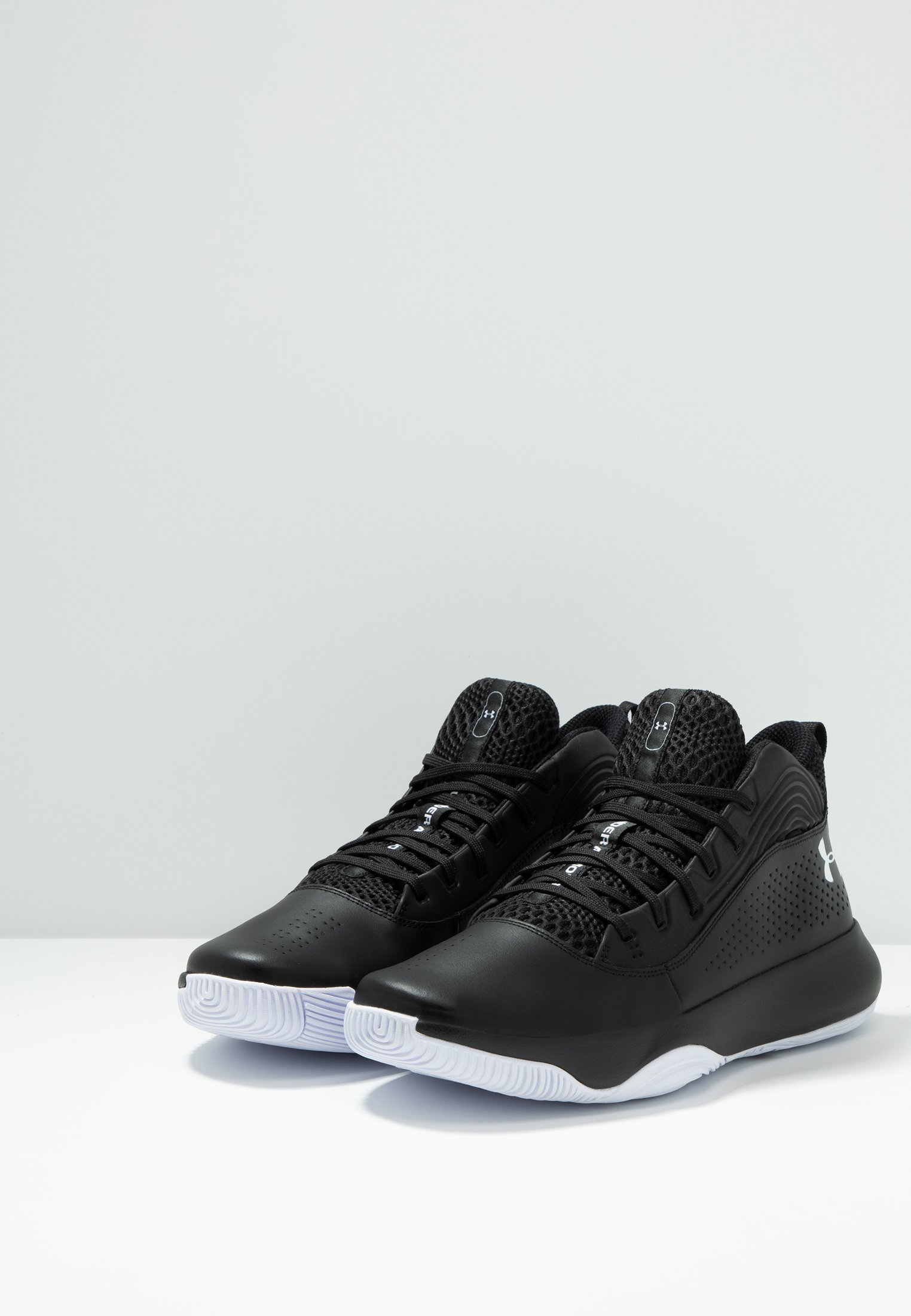 4Chaussures Black Lockdown Basket Under Armour white De zGjqSLUMVp