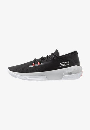 SC 3ZER0 III - Basketball shoes - black/mod gray/halo gray