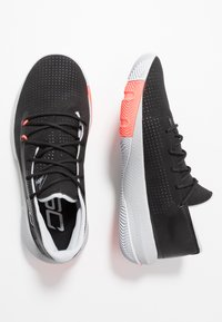 Under Armour - SC 3ZER0 III - Basketball shoes - black/mod gray/halo gray - 1
