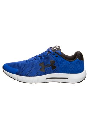UA MICRO G PURSUIT BP - Neutral running shoes - royal