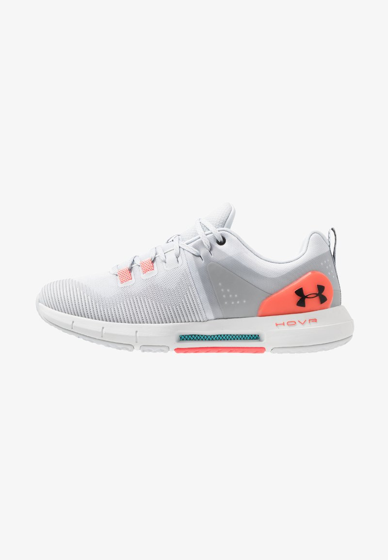Under Armour - HOVR RISE - Sports shoes - halo gray/black