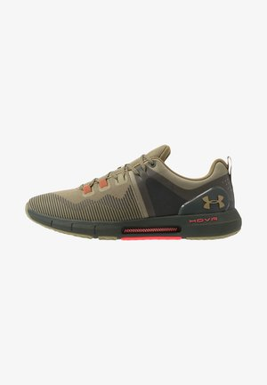 HOVR RISE - Scarpe da fitness - outpost green/baroque green