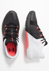 Under Armour - CHARGED COMMIT TR 2.0 - Sports shoes - halo gray/black - 1