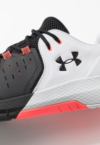 Under Armour - CHARGED COMMIT TR 2.0 - Sports shoes - halo gray/black - 5