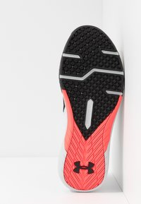 Under Armour - CHARGED COMMIT TR 2.0 - Sports shoes - halo gray/black - 4