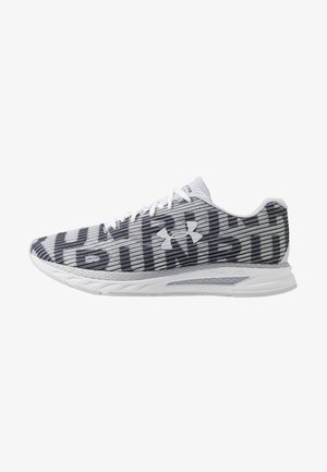 HOVR VELOCITI 2 RUN - Neutral running shoes - white/halo gray