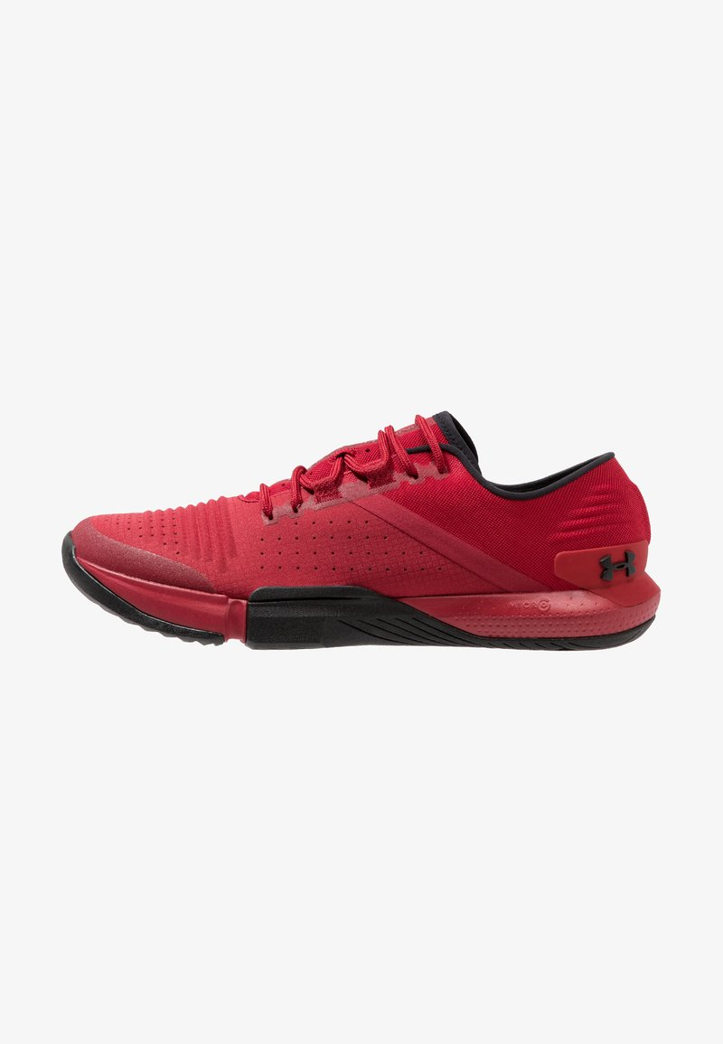 Under Armour - TRIBASE REIGN - Trainings-/Fitnessschuh - aruba red/black