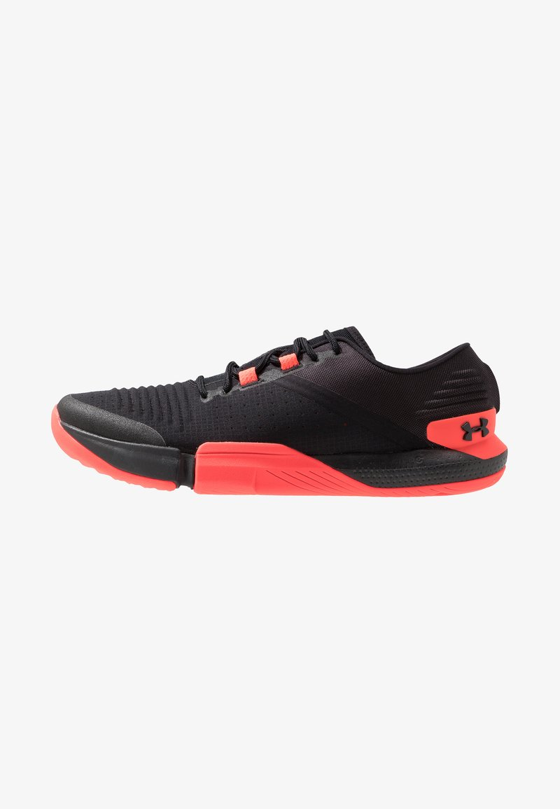 Under Armour - TRIBASE REIGN - Sports shoes - black