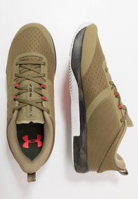 Under Armour - TRIBASE THRIVE - Træningssko - olive - 1