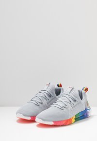 Under Armour - HOVR SLK EVO X PRIDE - Neutral running shoes - multicolor - 2