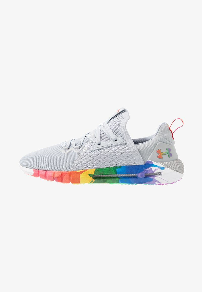 Under Armour - HOVR SLK EVO X PRIDE - Neutral running shoes - multicolor