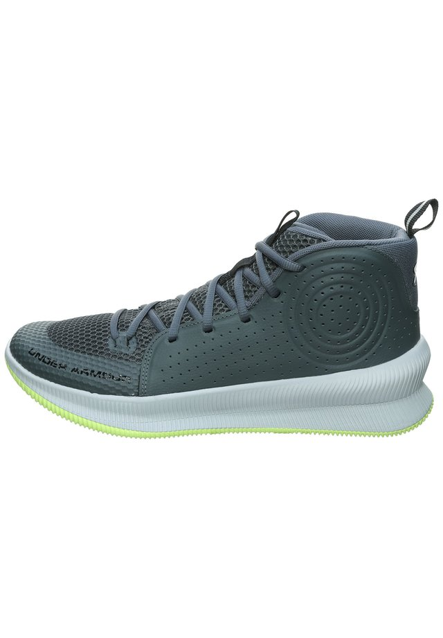UA JET - Chaussures de basket - grey