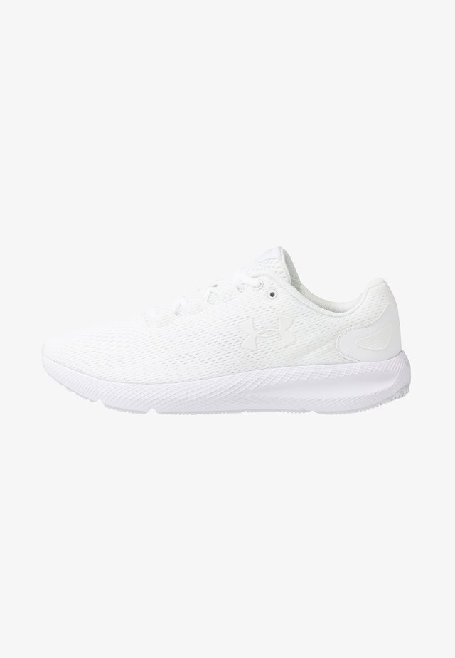 CHARGED PURSUIT 2 - Scarpe running neutre - white