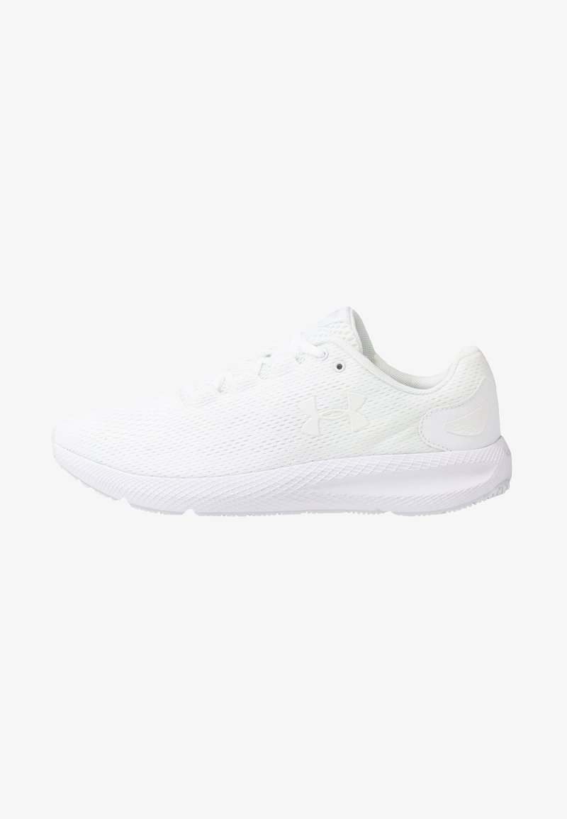 Under Armour - CHARGED PURSUIT 2 - Zapatillas de running neutras - white