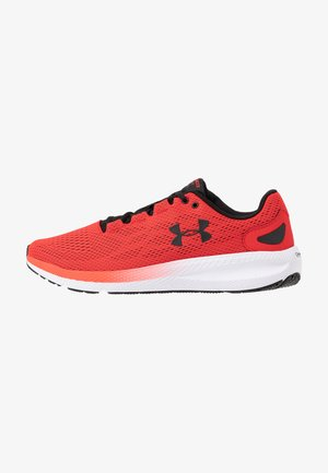 CHARGED PURSUIT 2 - Neutral running shoes - versa red/white/black