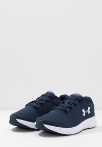 Under Armour - CHARGED PURSUIT 2 - Hardloopschoenen neutraal - academy/white - 2