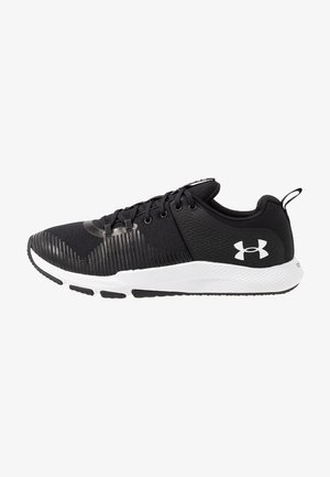 CHARGED ENGAGE - Zapatillas de running neutras - black/white
