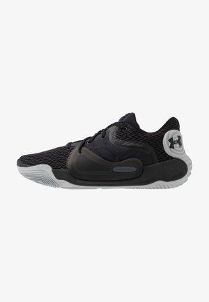SPAWN 2 - Chaussures de basket - black/pitch gray